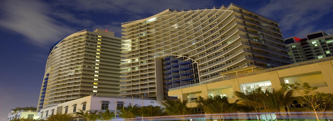 W Fort Lauderdale $235/nt