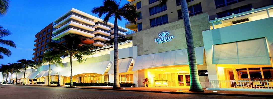 Hilton Bentley South Beach From $199/nt