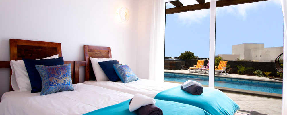 The longest established villa company on Lanzarote