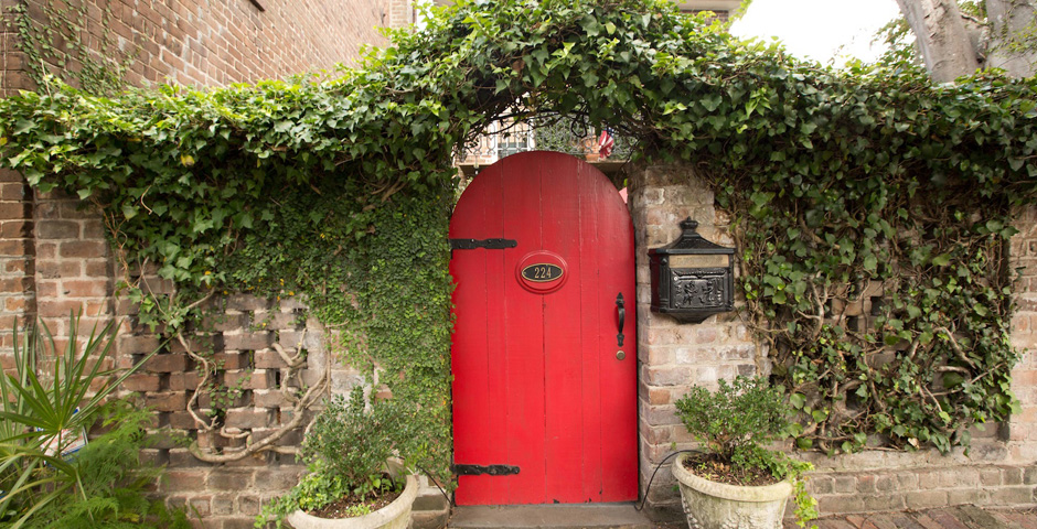 The Red Gate Cottage
