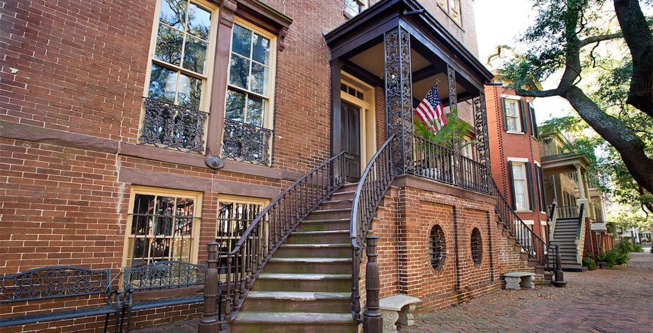 The Wilkes House on Jones Street